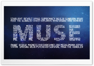 Muse HD Wide Wallpaper for Widescreen