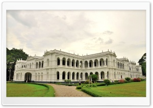 Museum, Colombo, Sri Lanka HD Wide Wallpaper for Widescreen
