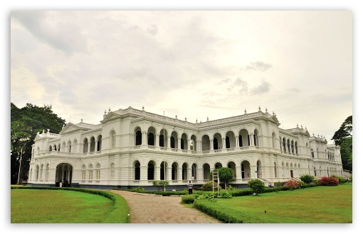 Museum, Colombo, Sri Lanka HD wallpaper for Standard 4:3 Fullscreen ...