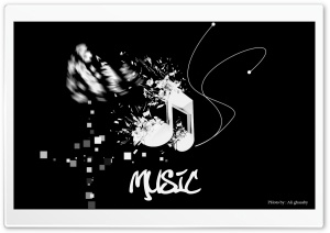 Music Ultra HD Wallpaper for 4K UHD Widescreen desktop, tablet & smartphone