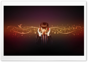 Music HD Wide Wallpaper for Widescreen