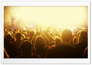 Music Concert HD Wide Wallpaper for Widescreen