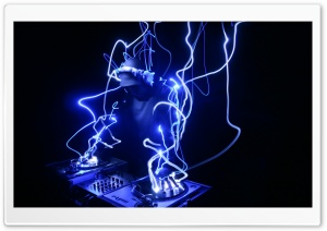Music DJ HD Wide Wallpaper for Widescreen
