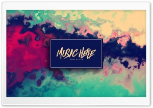Music_Here HD Wide Wallpaper for 4K UHD Widescreen desktop & smartphone