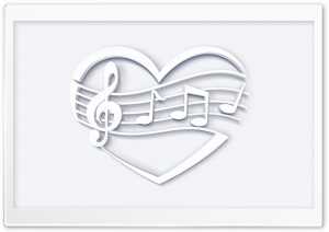 Music Love HD Wide Wallpaper for Widescreen