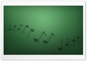 Music Notes HD Wide Wallpaper for Widescreen