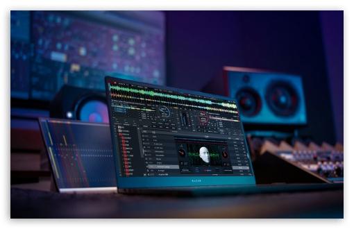 Music Studio Ultra Hd Desktop Background Wallpaper For 4k