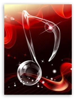 Musical Note 4k Hd Desktop Wallpaper For