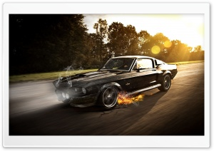 Mustang GT Fastback HD Wide Wallpaper for Widescreen