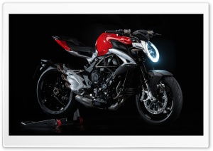 MV Agusta Brutale 800 2017 HD Wide Wallpaper for 4K UHD Widescreen desktop & smartphone