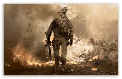 MW2 ❤ 4K HD Desktop Wallpaper for 4K Ultra HD TV \u2022 Wide