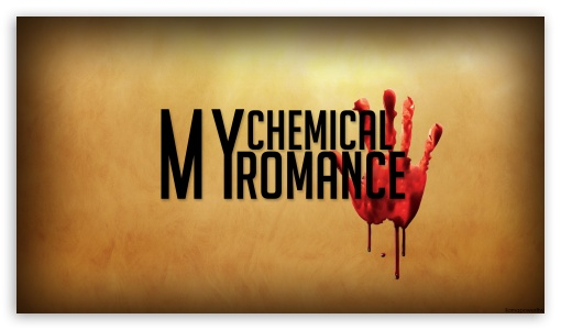 My Chemical Romance UltraHD Wallpaper for 8K UHD TV 16:9 Ultra High Definition 2160p 1440p 1080p 900p 720p ;