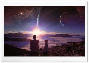 My World Ultra HD Wallpaper for 4K UHD Widescreen desktop, tablet & smartphone