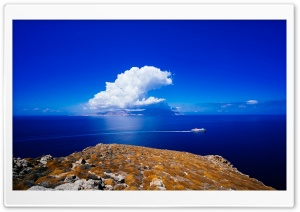 Mykonos Greece Aegean Sea HD Wide Wallpaper for Widescreen