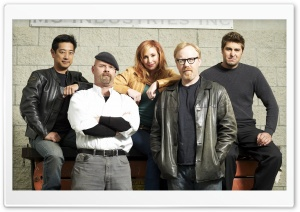 MythBusters HD Wide Wallpaper for 4K UHD Widescreen desktop & smartphone