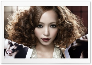 Namie Amuro Fashion HD Wide Wallpaper for Widescreen