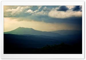 Nanashigure Mountain, Japan Ultra HD Wallpaper for 4K UHD Widescreen desktop, tablet & smartphone