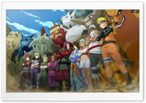 NARUTO Ultra HD Wallpaper for 4K UHD Widescreen desktop, tablet & smartphone