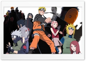 Naruto - Road To Ninja HD Wide Wallpaper for Widescreen
