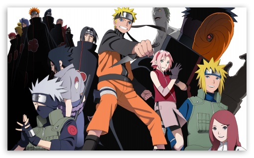Naruto - Road To Ninja ❤ 4K UHD Wallpaper for Wide 5:3 Widescreen WGA ; 4K UHD 16:9 Ultra High Definition 2160p 1440p 1080p 900p 720p ; UHD 16:9 2160p 1440p 1080p 900p 720p ; Mobile 5:3 16:9 - WGA 2160p 1440p 1080p 900p 720p ;