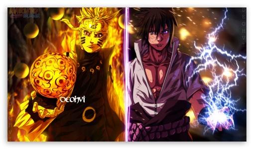 Naruto Sasuke Ultra Hd Desktop Background Wallpaper For 4k Uhd Tv Tablet Smartphone