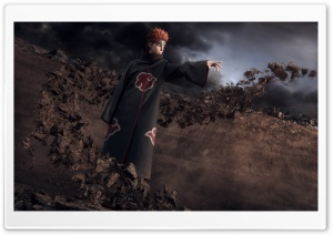 Naruto Shinra Tensei HD Wide Wallpaper for 4K UHD Widescreen desktop & smartphone