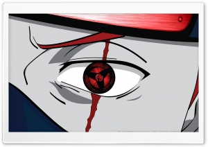 Naruto Shippuden Eye HD Wide Wallpaper for Widescreen