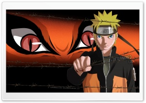 Naruto Shippuden Kyuubi - Naruto Uzumaki HD Wide Wallpaper for Widescreen
