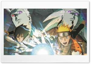 Naruto Storm 4 - 2016 Ultra HD Wallpaper for 4K UHD Widescreen desktop, tablet & smartphone