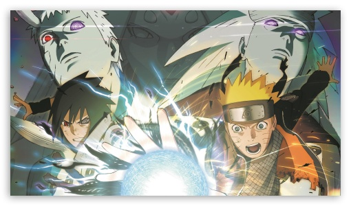 Naruto Storm 4 - 2016 UltraHD Wallpaper for 8K UHD TV 16:9 Ultra High Definition 2160p 1440p 1080p 900p 720p ; UHD 16:9 2160p 1440p 1080p 900p 720p ;