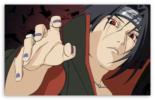 Naruto Uchiha HD wallpaper for Wide 16:10 5:3 Widescreen WHXGA WQXGA WUXGA WXGA WGA ; HD 16:9 High Definition WQHD QWXGA 1080p 900p 720p QHD nHD ; Standard 3:2 Fullscreen DVGA HVGA HQVGA devices ( Apple PowerBook G4 iPhone 4 3G 3GS iPod Touch ) ; Mobile 5:3 3:2 16:9 - WGA DVGA HVGA HQVGA devices ( Apple PowerBook G4 iPhone 4 3G 3GS iPod Touch ) WQHD QWXGA 1080p 900p 720p QHD nHD ;