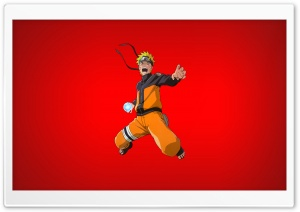 Naruto Uzumaki HD Wide Wallpaper for Widescreen