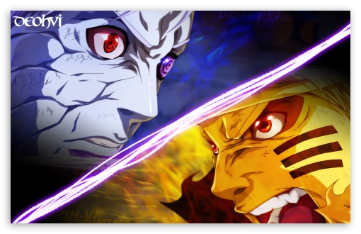 Naruto vs Obito Wallpaper - Naruto UltraHD Wallpaper for Wide 16:10 5:3 Widescreen WHXGA WQXGA WUXGA WXGA WGA ; 8K UHD TV 16:9 Ultra High Definition 2160p 1440p 1080p 900p 720p ; Mobile 5:3 16:9 - WGA 2160p 1440p 1080p 900p 720p ;