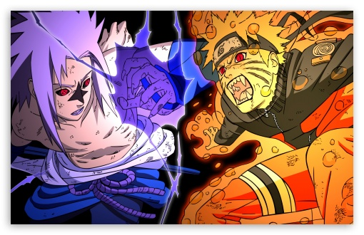 Naruto vs Sasuke - Fighting HD wallpaper for Wide 16:10 5:3 Widescreen WHXGA WQXGA WUXGA WXGA WGA ; HD 16:9 High Definition WQHD QWXGA 1080p 900p 720p QHD nHD ; Standard 4:3 3:2 Fullscreen UXGA XGA SVGA DVGA HVGA HQVGA devices ( Apple PowerBook G4 iPhone 4 3G 3GS iPod Touch ) ; iPad 1/2/Mini ; Mobile 4:3 5:3 3:2 16:9 - UXGA XGA SVGA WGA DVGA HVGA HQVGA devices ( Apple PowerBook G4 iPhone 4 3G 3GS iPod Touch ) WQHD QWXGA 1080p 900p 720p QHD nHD ;