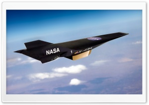 Nasa Hypersonic X-43A HD Wide Wallpaper for Widescreen