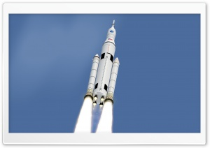 Nasas Space Launch System HD Wide Wallpaper for 4K UHD Widescreen desktop & smartphone