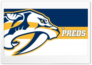 Nashville Predators Ultra HD Wallpaper for 4K UHD Widescreen desktop, tablet & smartphone