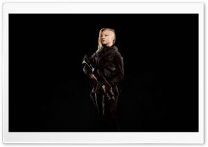 Natalie Dormer Hunger Games Ultra HD Wallpaper for 4K UHD Widescreen desktop, tablet & smartphone