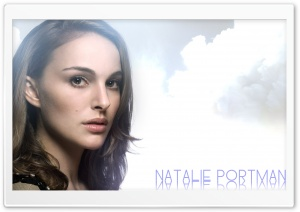 Natalie Portman HD Wide Wallpaper for Widescreen