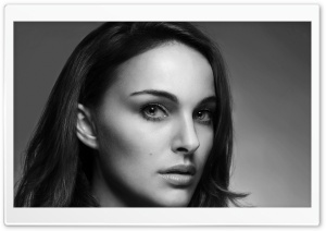 Natalie Portman Hollywood Actress Ultra HD Wallpaper for 4K UHD Widescreen desktop, tablet & smartphone