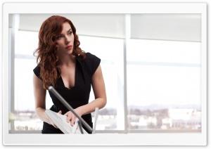 Natasha Romanoff, Iron Man 2 HD Wide Wallpaper for Widescreen
