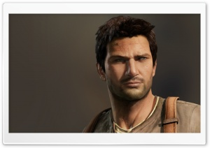 "Nathan Drake ""Nate"" - Uncharted Series HD Wide Wallpaper for Widescreen"