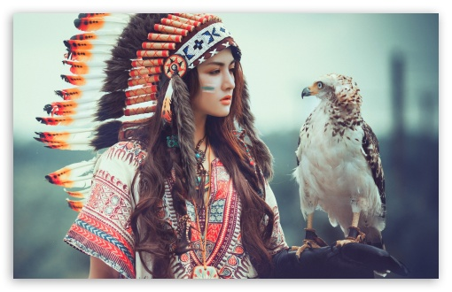 Native American Girl with Eagle ❤ 4K UHD Wallpaper for Wide 16:10 5:3 Widescreen WHXGA WQXGA WUXGA WXGA WGA ; 4K UHD 16:9 Ultra High Definition 2160p 1440p 1080p 900p 720p ; Standard 4:3 5:4 3:2 Fullscreen UXGA XGA SVGA QSXGA SXGA DVGA HVGA HQVGA ( Apple PowerBook G4 iPhone 4 3G 3GS iPod Touch ) ; Smartphone 16:9 3:2 5:3 2160p 1440p 1080p 900p 720p DVGA HVGA HQVGA ( Apple PowerBook G4 iPhone 4 3G 3GS iPod Touch ) WGA ; Tablet 1:1 ; iPad 1/2/Mini ; Mobile 4:3 5:3 3:2 16:9 5:4 - UXGA XGA SVGA WGA DVGA HVGA HQVGA ( Apple PowerBook G4 iPhone 4 3G 3GS iPod Touch ) 2160p 1440p 1080p 900p 720p QSXGA SXGA ;