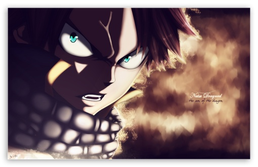 Natsu HD wallpaper for Wide 16:10 Widescreen WHXGA WQXGA WUXGA WXGA ;
