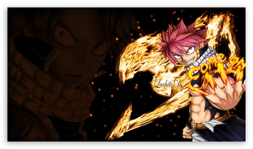 Natsu Fairy Tail Ultra Hd Desktop Background Wallpaper For