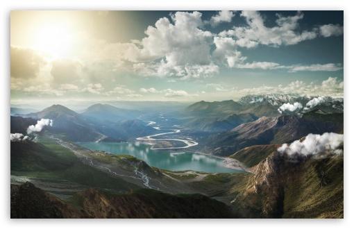 Download Nature Landscape UltraHD Wallpaper