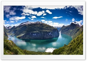 Nature, Norway. HD Wide Wallpaper for Widescreen