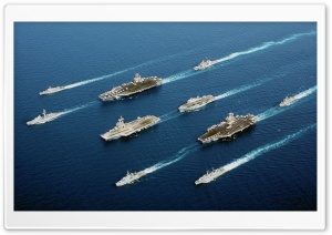 Naval Vessels HD Wide Wallpaper for Widescreen