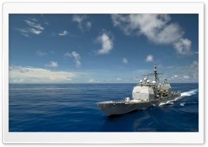 Navy Ship HD Wide Wallpaper for Widescreen