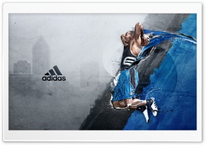 NBA Adidas HD Wide Wallpaper for Widescreen